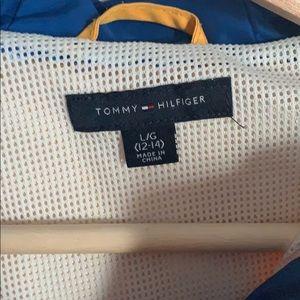Tommy Hilfiger Jackets & Coats - Tommy Hilfiger color-block pullover jacket